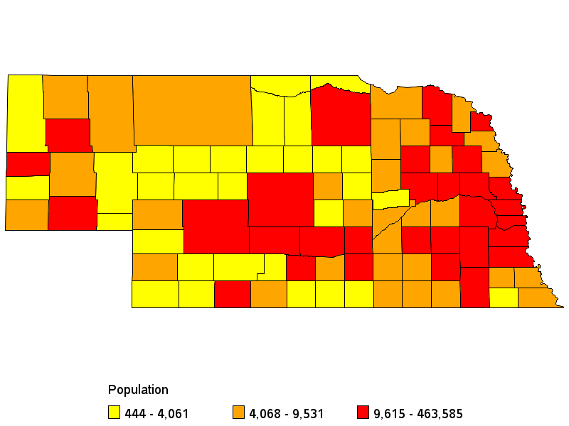 Red Bluff Dodge >> &carrier population by county